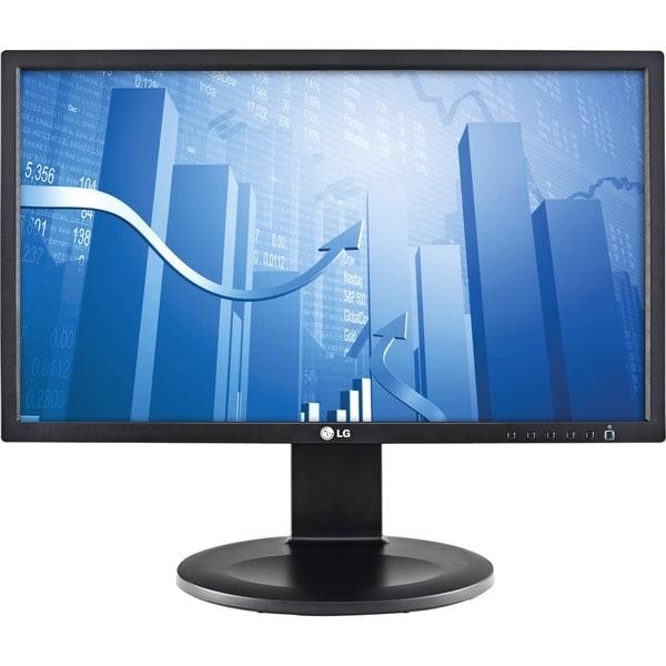 "LG E2411PB-BN 24"" LED LCD Monitor - 16:9 - 5 ms - TAA Compliant"