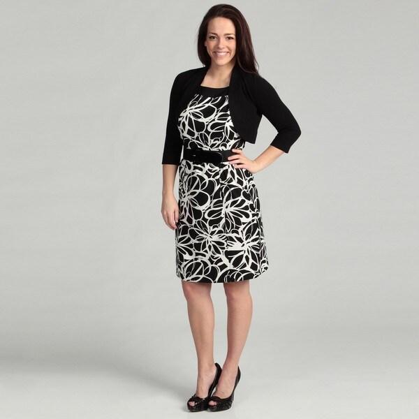 Jessica Howard Sweater Dress