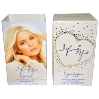 Jessica Simpson I Fancy You Women's 3.4-ounce Eau de Parfum Spray