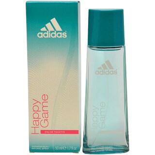 Adidas Happy Game Women's 1.7-ounce Eau de Toilette Spray