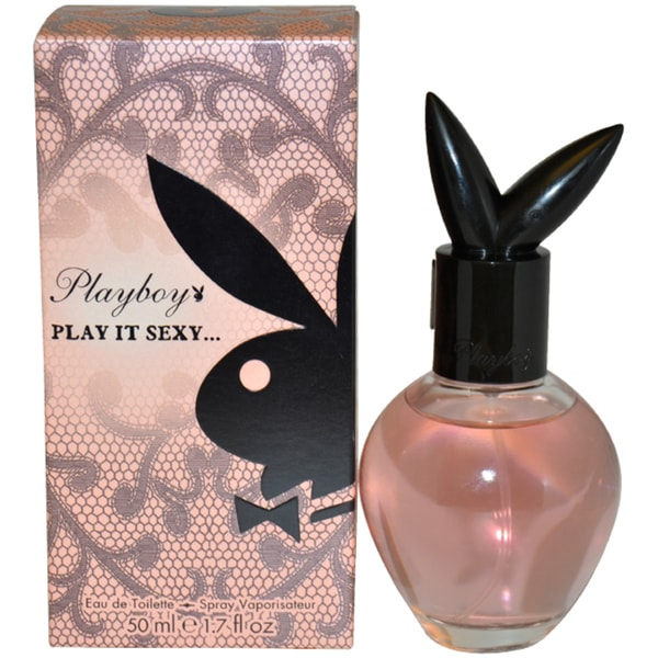 Playboy Play It Sexy Women's 1.7-ounce Eau de Toilette Spray (Tester)