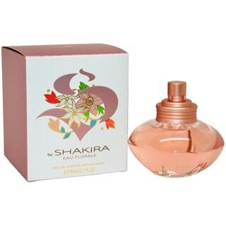 Shakira S Eau Florale Women's 2.7-ounce Eau de Toilette Spray