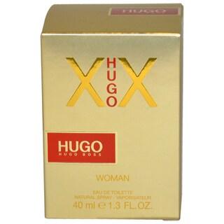 Hugo Boss Hugo XX Women s 1.3-ounce Eau de Toilette Spray
