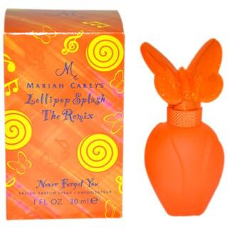 Mariah Carey 'Lollipop Splash the Remix Never Forget You' Women's 1-ounce Eau de Parfum Spray