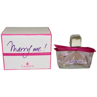 Lanvin Marry Me Women's 2.5-ounce Eau de Parfum Spray