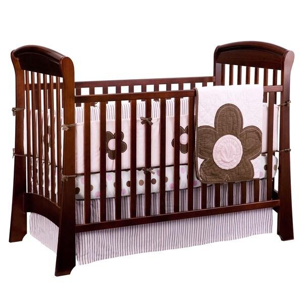 Delta Venetian Convertible Sleigh Crib