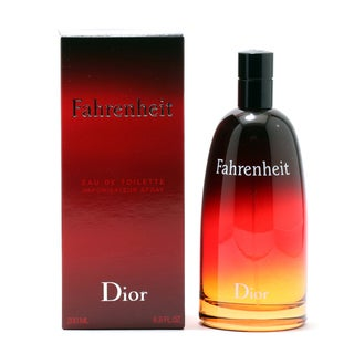 Christian Dior Fahrenheit Men's 6.8-ounce Eau de Toilette Spray