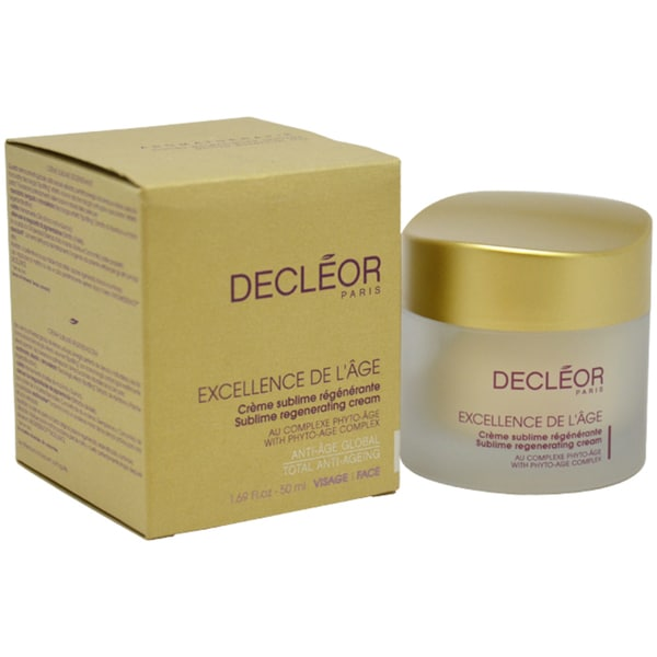 Decleor 'Excellence De L'Age Sublime Regenerating' 1.69-ounce Cream