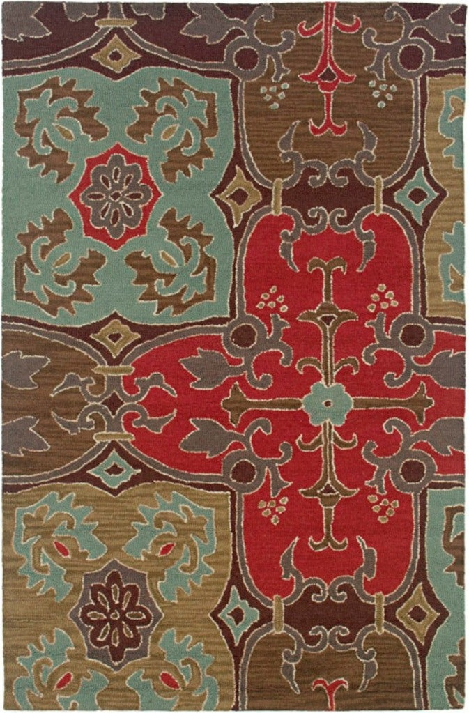 Rizzy Rugs Country Collection Hand-tufted New Zealand Woo...