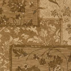 Woven Estancia Tan Rug (7'9 x 10'6)