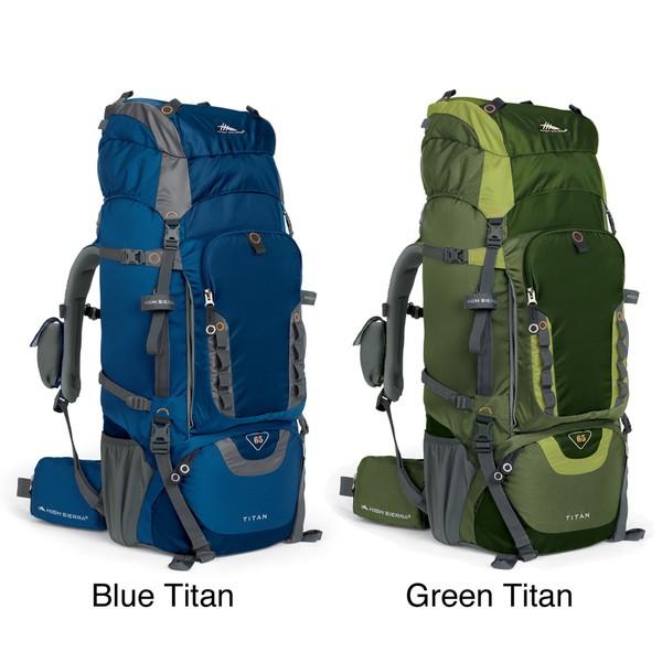 c426c3fdc4de Shop High Sierra Titan 65L Internal Frame Backpack - Free Shipping ...