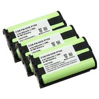 INSTEN Compatible Ni-MH Battery for Panasonic HHR-P104 (Pack of 3)