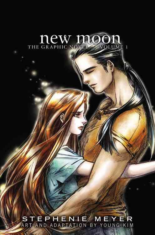New Moon: The Graphic Novel (Hardcover)