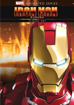 Marvel Animation: Ironman Complete Series (DVD)