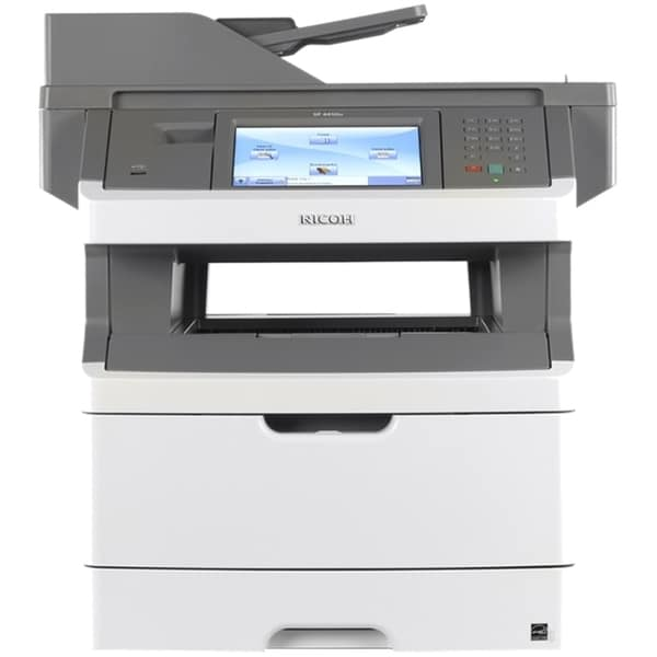 Ricoh Aficio SP4410SF Laser Multifunction Printer - Monochrome - Plai