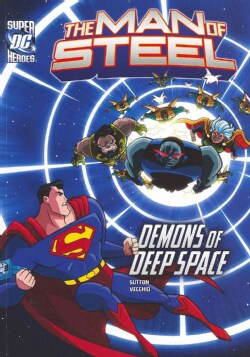 Superman vs. the Demons of Deep Space (Paperback)