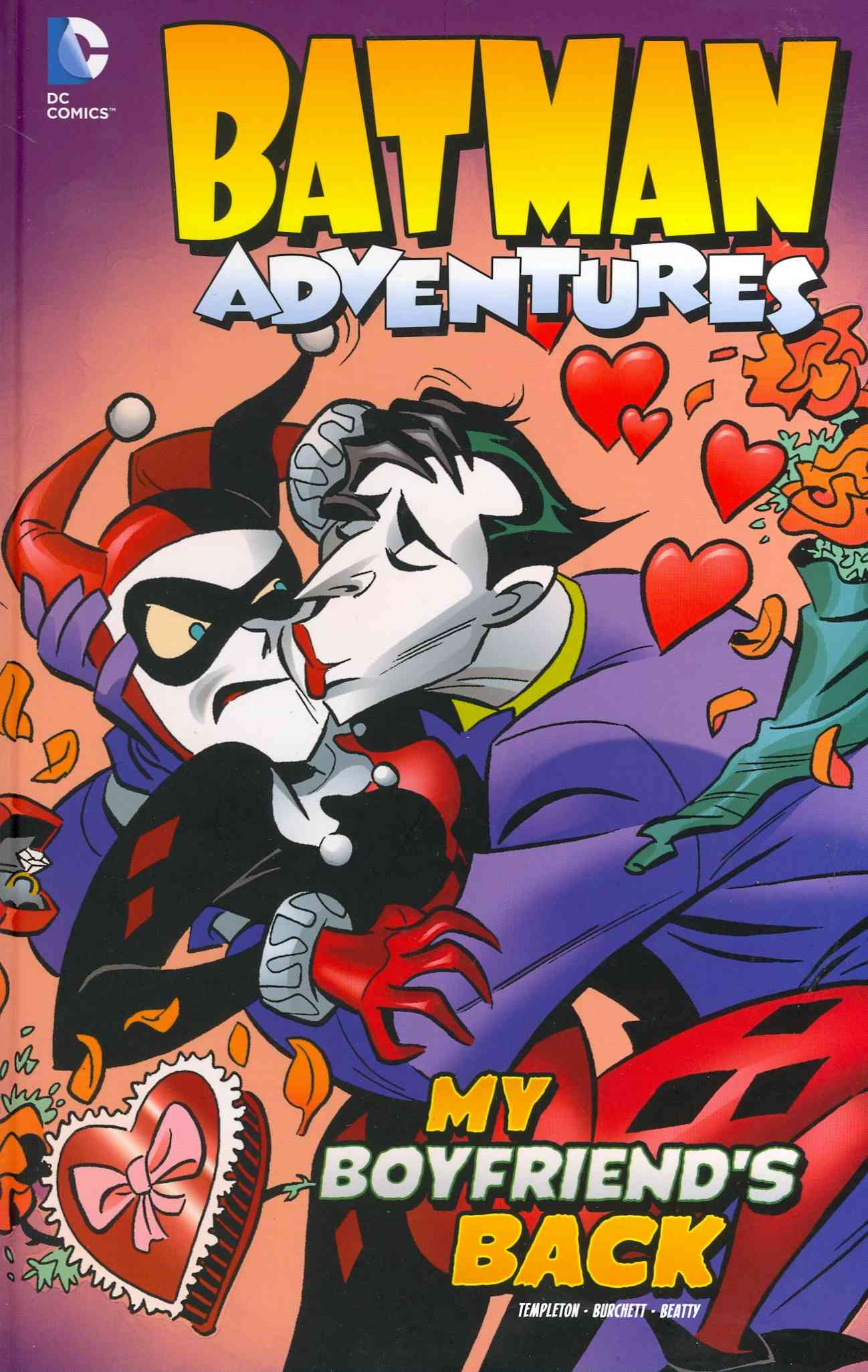 Batman Adventures 3: My Boyfriend's Back (Hardcover)