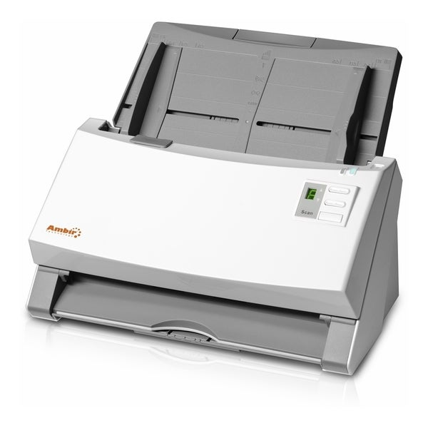 Ambir ImageScan Pro 930u Sheetfed Scanner - 600 dpi Optical