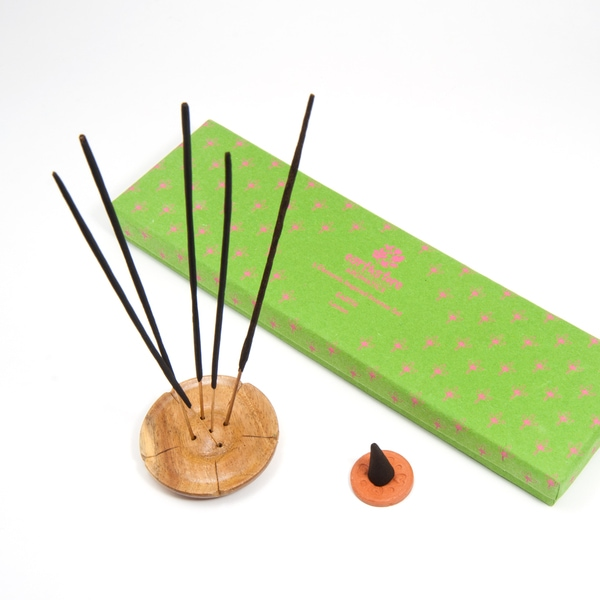 Earth Inspired Incense Set (India)