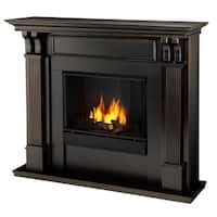 Blackwash Ashley Gel Fireplace by Real Flame