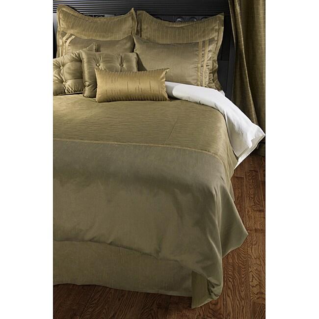 Rizzy Home Hudson 9-Piece Comforter Set (Queen)