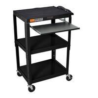H Wilson Adjustable Steel Utility Cart