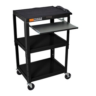 H Wilson Adjustable Steel Utility Cart