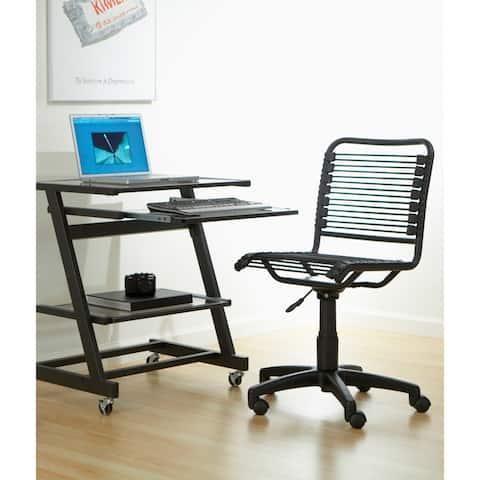 Bungie Low Back Black/ Graphite Black Office Chair