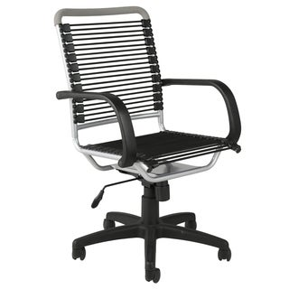 Bungie High Back Black/ Aluminum Office Chair