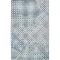 Hand-tufted Hesiod Beige Rug (8' x 10') - 8' x 10'