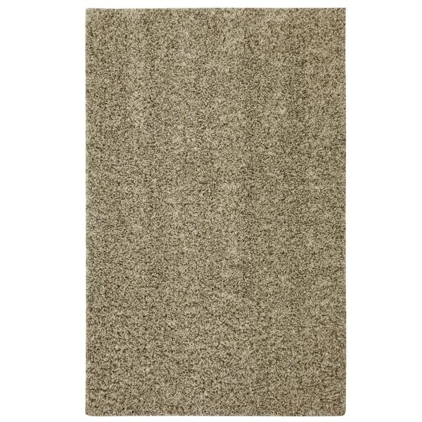 Shop Kodiak Shell Grey Shag Rug (1'8 X 2'10)
