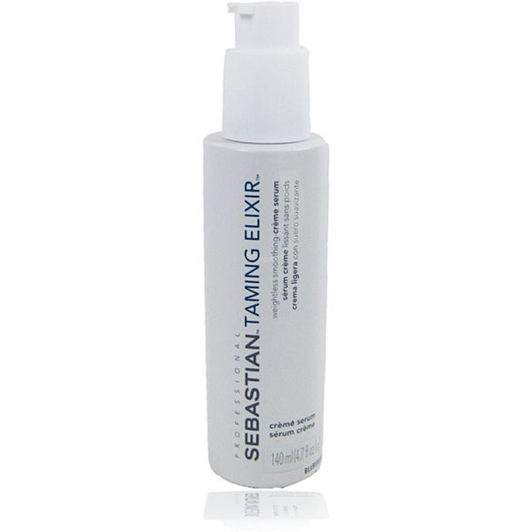 Sebastian Professional Weightless Taming Elixir 4.7-ounce Smoothing Creme Serum