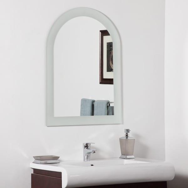 Serenity Modern Bathroom Mirror