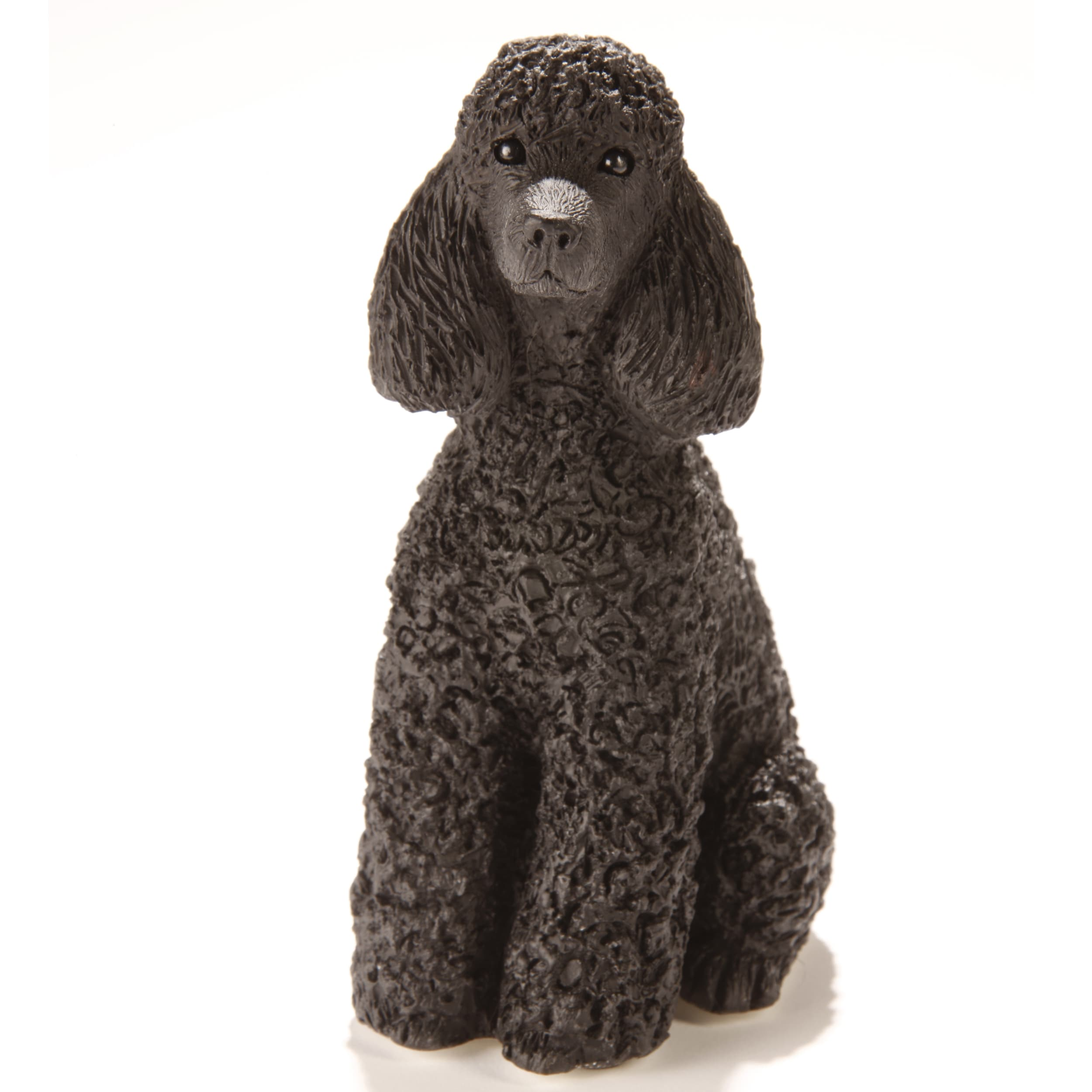 Star Legacy Black Poodle Keepsake Pet Urn - One-cubic-inch Capacity - Thumbnail 0