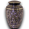 Star Legacy's Royal Brass Large Pet Urn for Pets Up to 85 Pounds