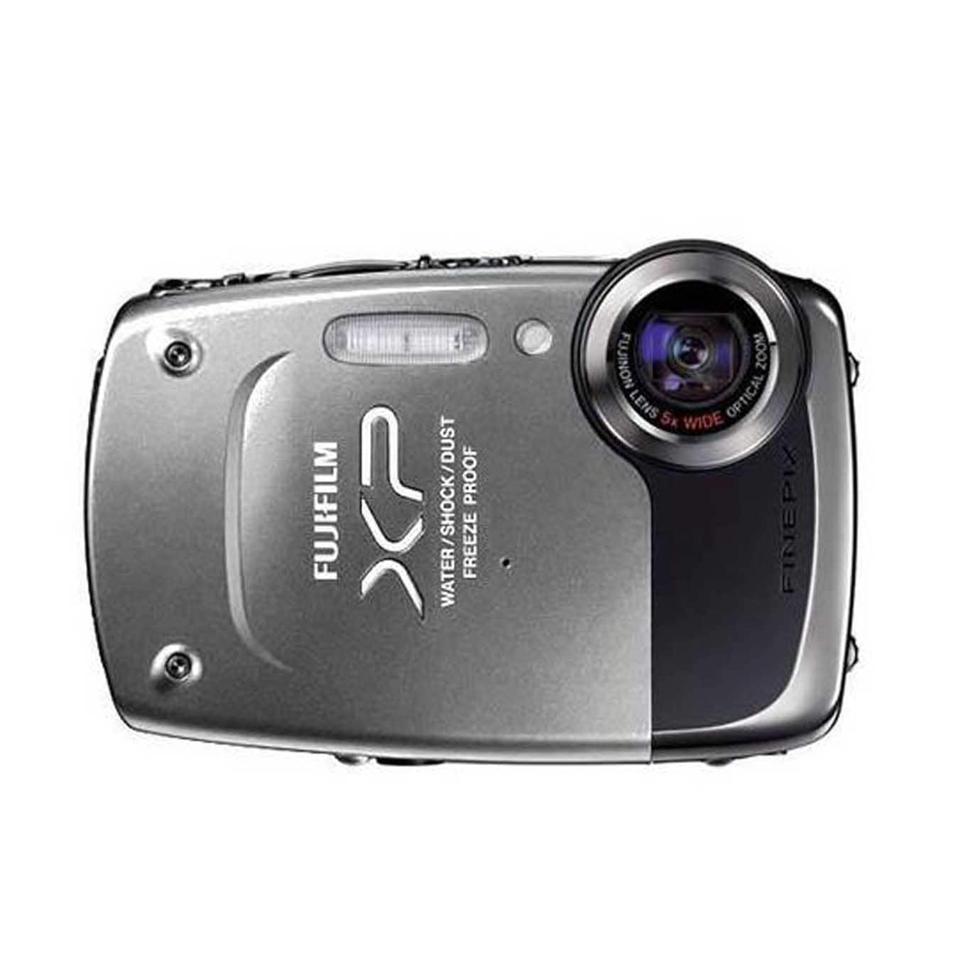 FUJI Finepix XP20S Digital Camera (Silver) - Thumbnail 0