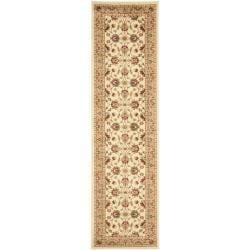 Safavieh Lyndhurst Traditional Oriental Ivory/ Beige Rug (2'3 x 16')