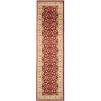 "Safavieh Lyndhurst Traditional Oriental Red/ Ivory Rug - 2'3"" x 12'"