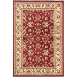 Safavieh Lyndhurst Traditional Oriental Red/ Ivory Rug (3'3 x 5'3)