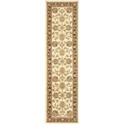 Safavieh Lyndhurst Traditional Tabriz Ivory/ Brown Rug (2'3 x 16')