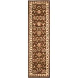 Safavieh Lyndhurst Traditional Tabriz Brown/ Ivory Rug (2'3 x 16')