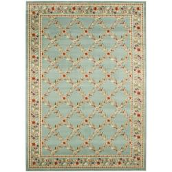 Ivory Green Outdoor Area Rug 6 7 X 9 6 13875143