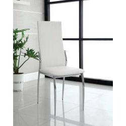Porch & Den Bushwick Jefferson Leatherette Dining Chairs (Set of 2) - Thumbnail 1