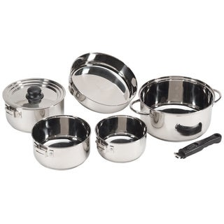 Stainless Steel Family Cook Set