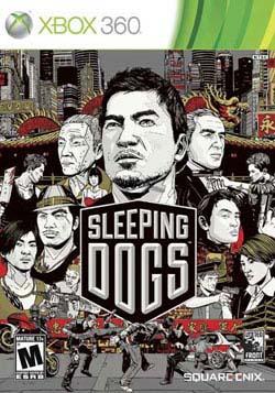 Xbox 360 - Sleeping Dogs