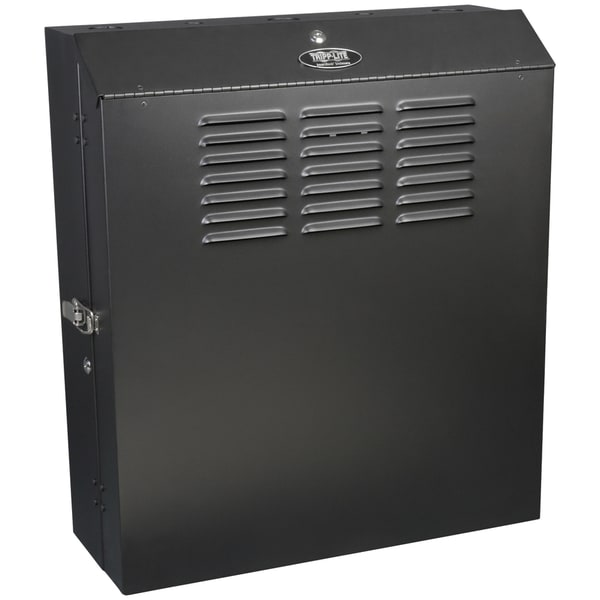 Tripp Lite 5U Wall Mount Low Profile Secure Rack Enclosure Cabinet Ve