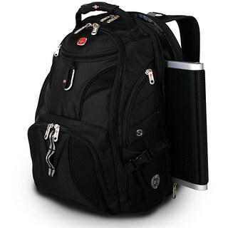 Wenger Swiss Gear Black ScanSmart 17-inch Laptop Backpack|https://ak1.ostkcdn.com/images/products/6523016/P14108572.jpg?_ostk_perf_=percv&impolicy=medium