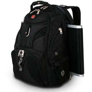 Wenger Swiss Gear Black ScanSmart 17-inch Laptop Backpack|https://ak1.ostkcdn.com/images/products/6523016/P14108572.jpg?impolicy=medium