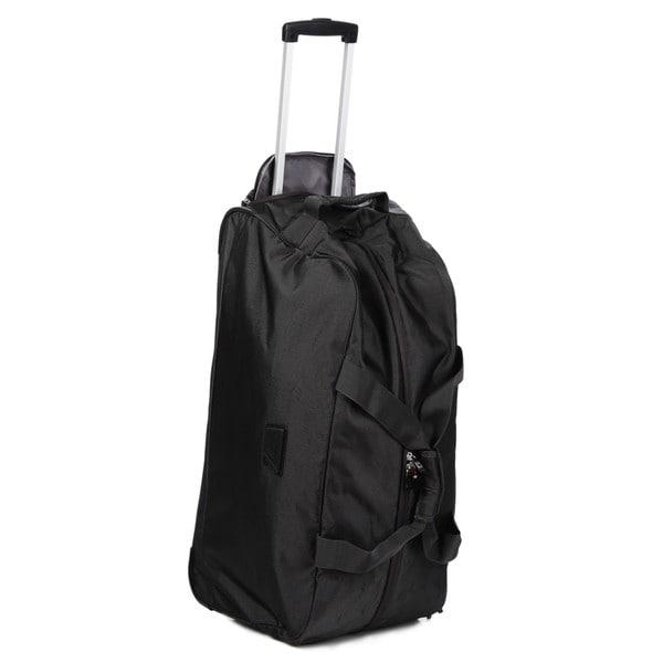 Antler 'Litestream' 29-inch Large Wheeled Duffel Bag Upright