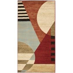 Safavieh Porcello Modern Abstract Multicolored Rug (2'7 x 5') - 2'7 x 5' - Thumbnail 0